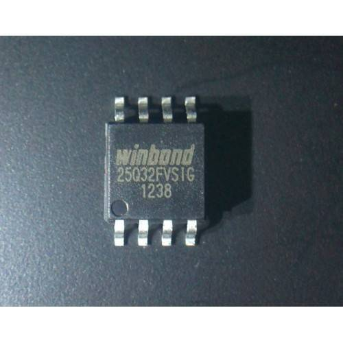 25q32 SPI EPROM EEPROM Memory Flash Chip In Pakistan
