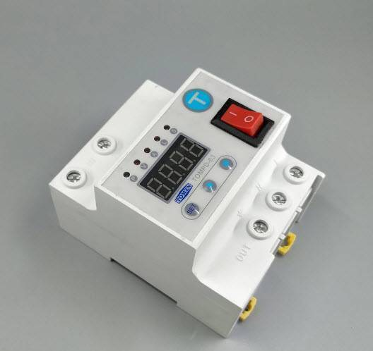 63A Automatic Re connection Circuit Breaker with Over and