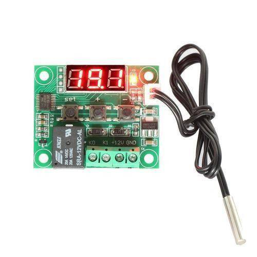 W1209 Temperature Controller Switch With Temperature Sensor And Display in pakistan