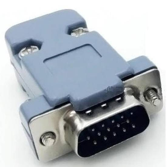 VGA connector with cover Type B Male in Pakistan