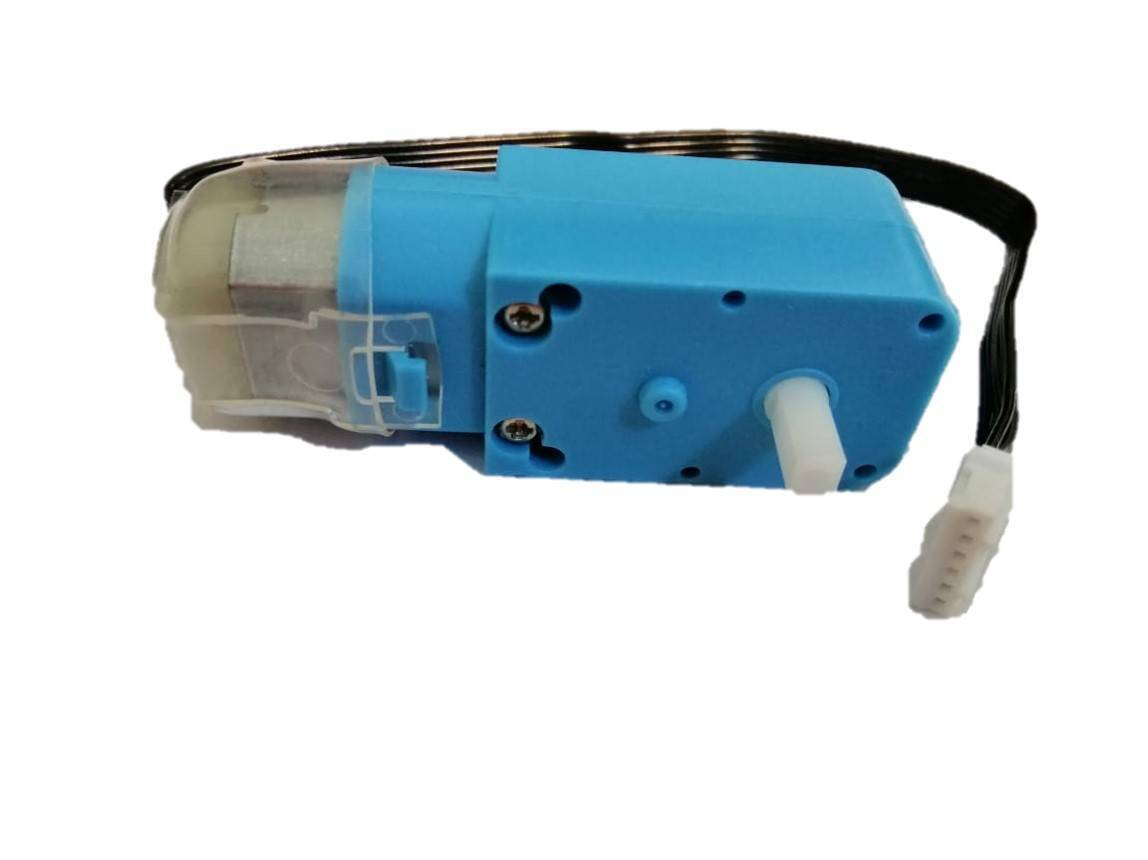 DC 3V-6V Geared Blue TT Motor for Robot in Pakistan