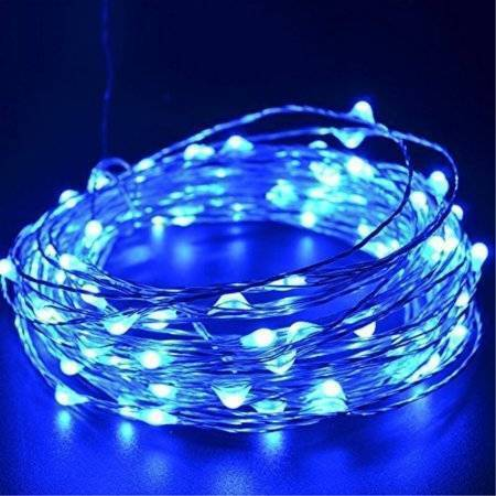 Fairy Lights in Blue Color for Special Decor in Pakistan