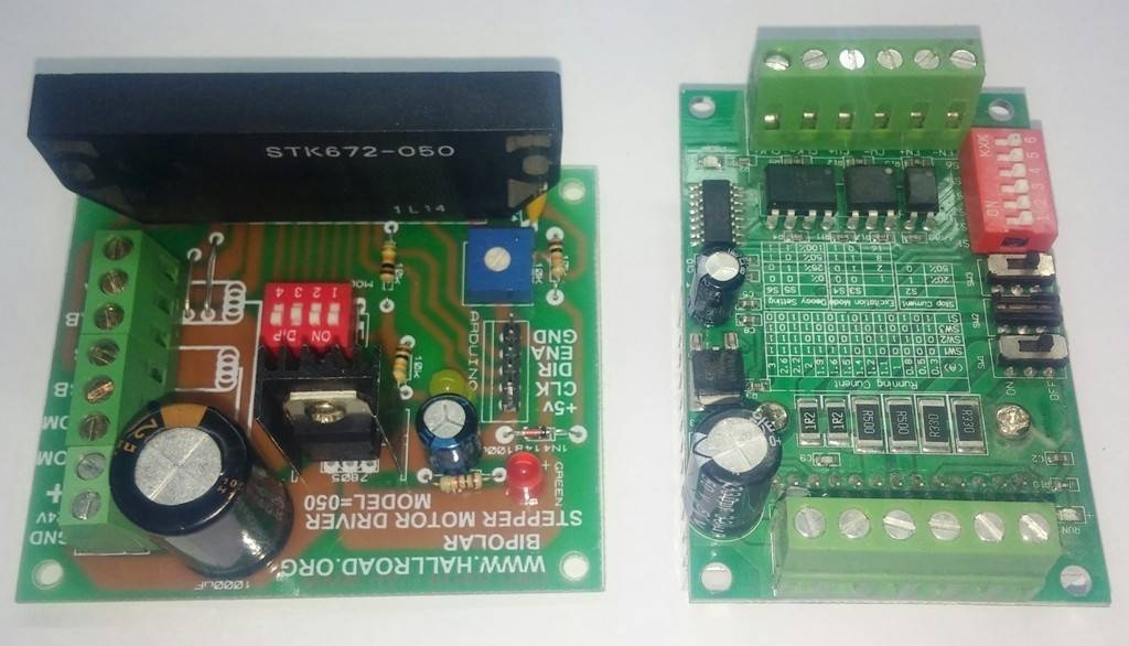STK672-050 3Amp Unipolar 6 Wires Stepper Motor Driver In Pakistan