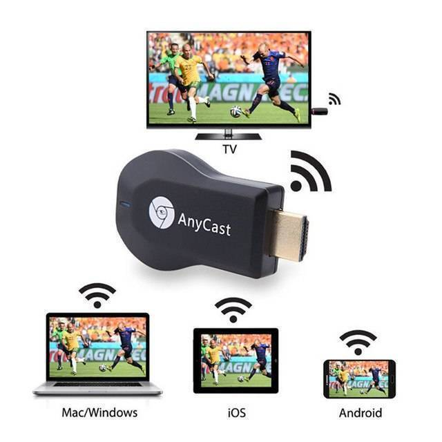 Anyast M4 Plus Wireless Display Dongle