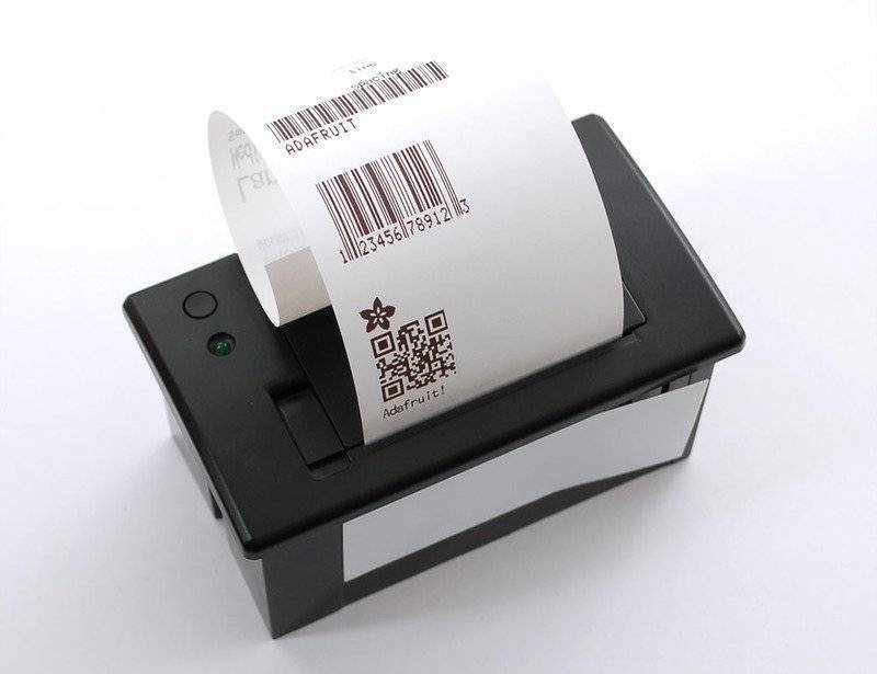 Arduino Serial Printer Arduino  Mini Embedded Receipt Thermal Printer