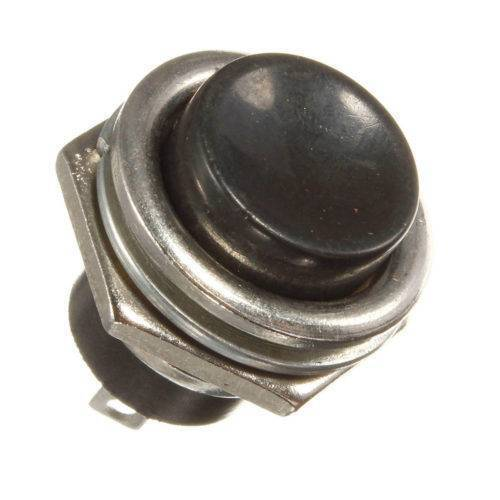 Momentary SPST Cap Push Button Switch AC 6A/125V 3A/250V LWUS