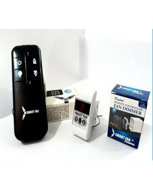 Digital Ceiling Fan Dimmer With Remote Control China Fitting