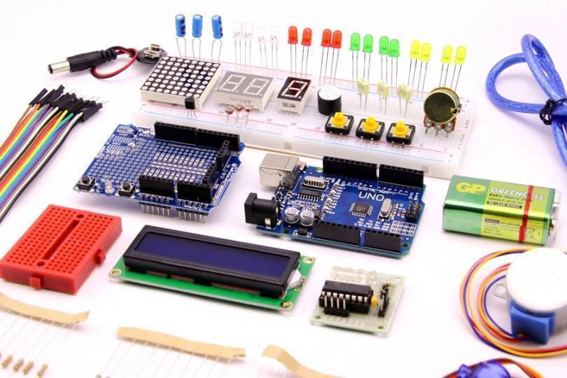 Beginner Arduino Uno Starter Kit In Pakistan