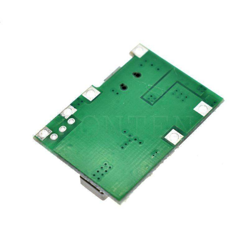 3.7V 9V 5V 2A Adjustable Step Up 18650 Lithium Battery Charging Discharge Integrated Module