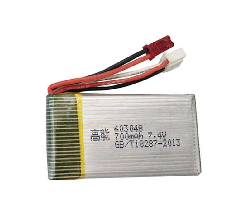 7.4V 700mAh Rechargeable RC Car Lithium Polymer Lipo Battery XH-3P T Connector In Pakistan