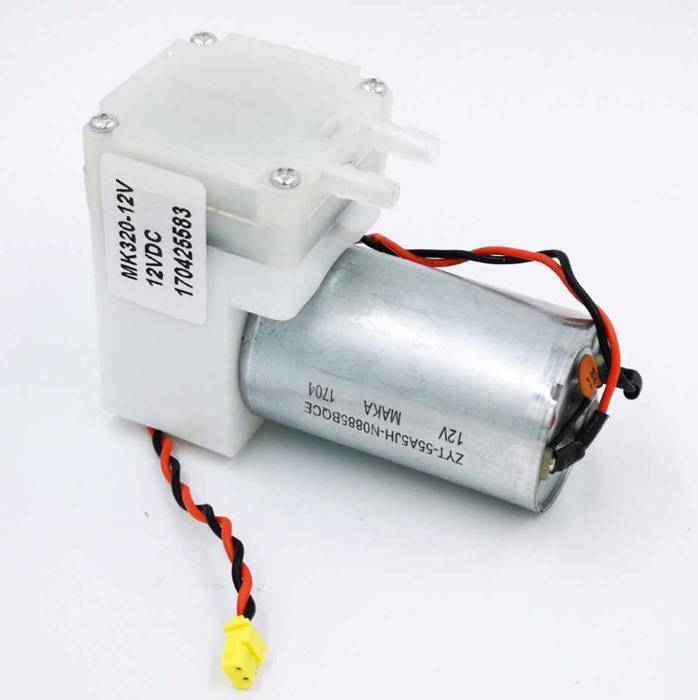 DC 12V Micro Vacuum Diaphragm Air Pump Large Flow Negative Pressure Suction Pump