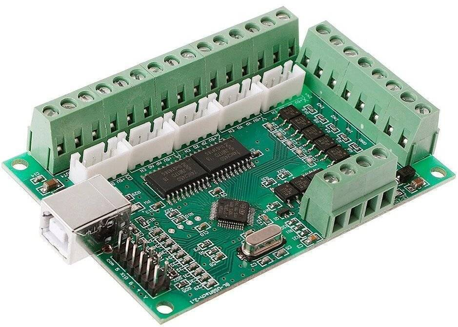 MACH3 USB CNC Interface Board BL-UsbMach-V2.0 MACH3 CNC Board