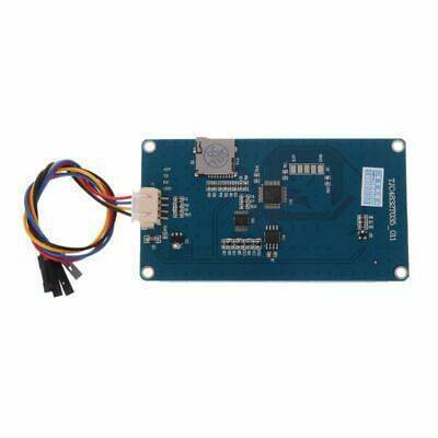 4.3 Inches TJC HMI LCD Display Module Touch Screen For Raspberry Pi In Pakistan