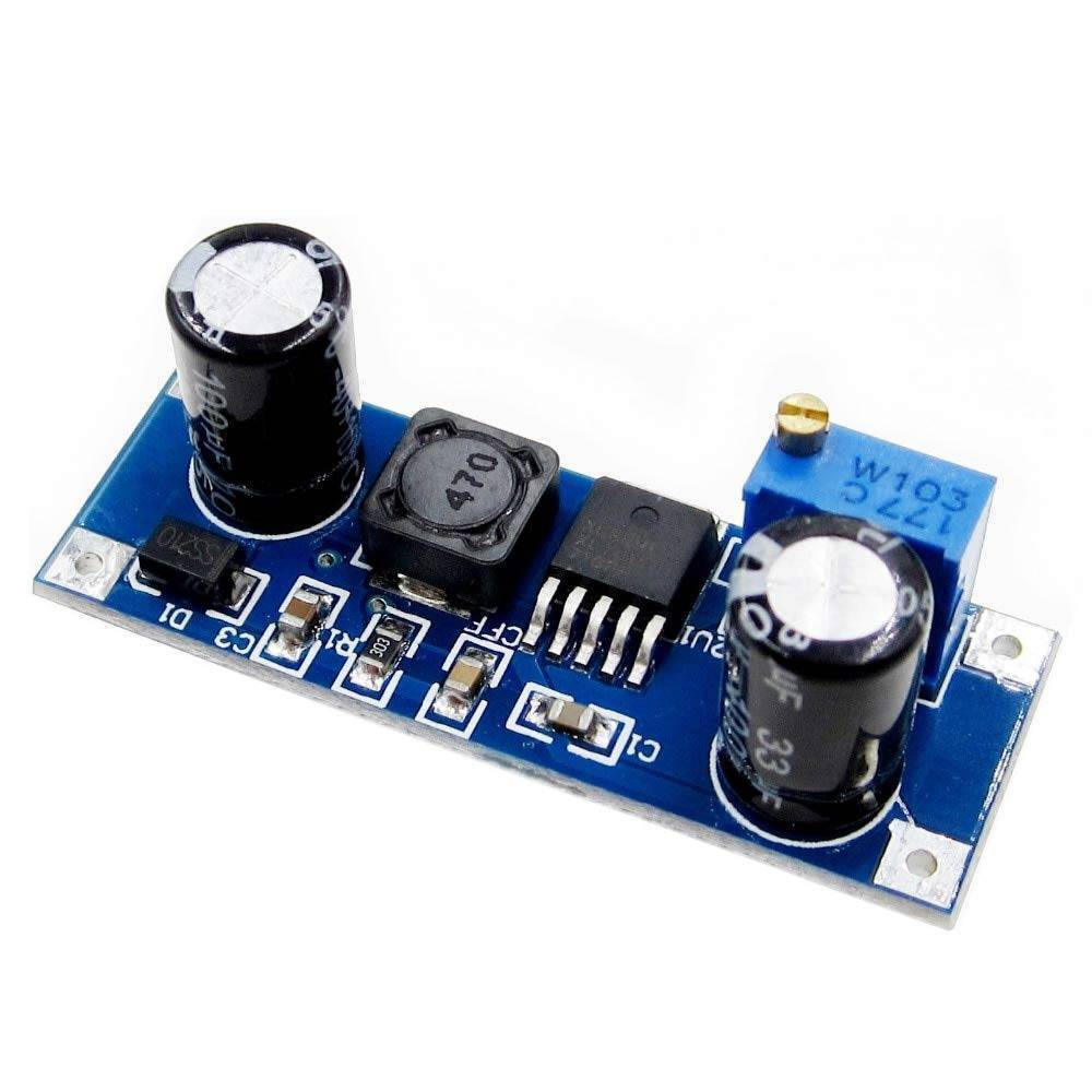 XL7015 DC-DC Buck Converter Step Down Module 5V-80V Wide Voltage Input 7005A Super Than LM2596 In Pakistan