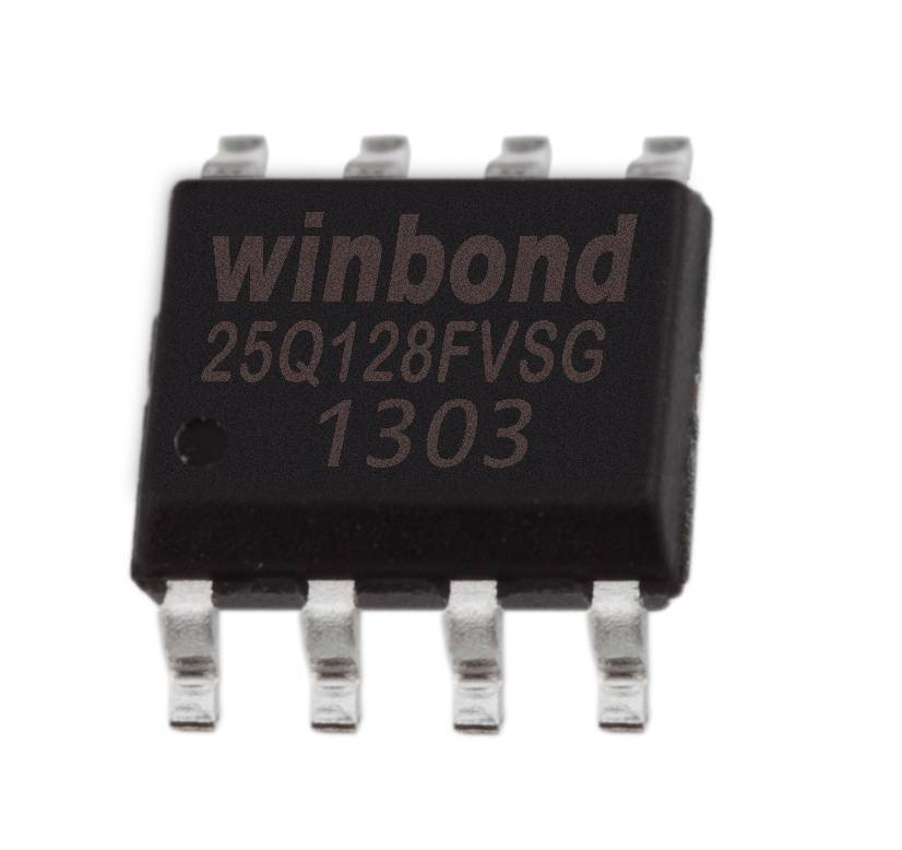 25Q128 SPI EPROM EEPROM Memory Flash Chip In Pakistan