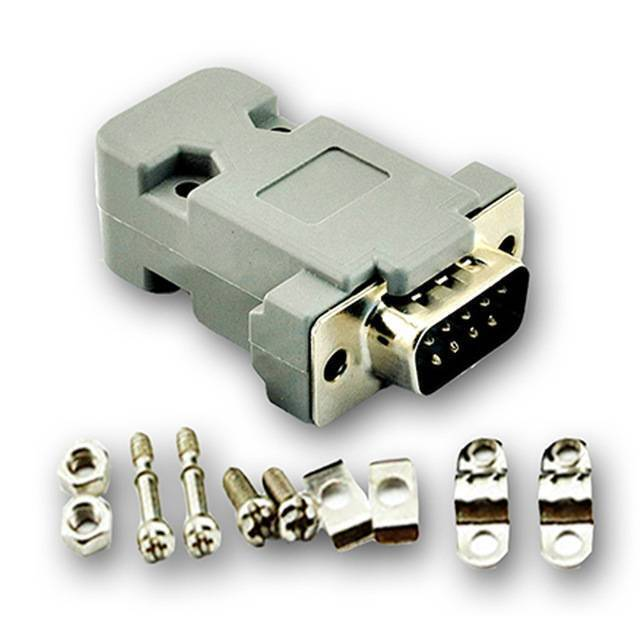DB-9 DB9 RS232 Male Connector In Pakistan