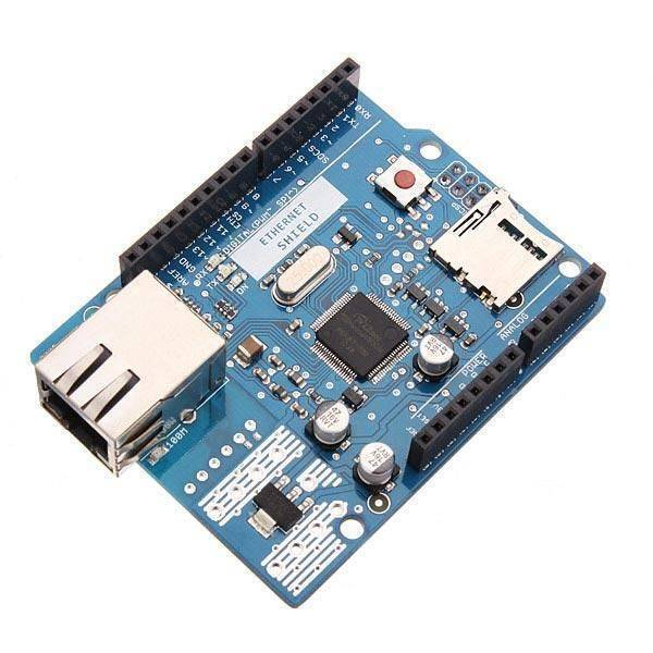 W5100 Ethernet Shield Network Expansion Board With Micro SD Card Slot For Arduino