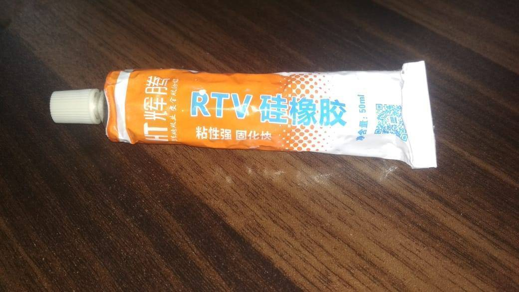 RTV 500ml tube motherboard insulation glue paste in Pakistan