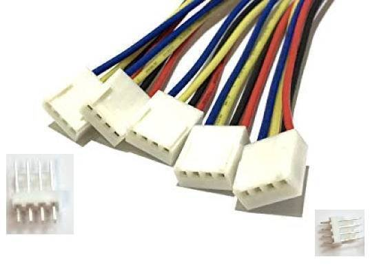 4 pin RGB panel connector fan connection pair With Male Header