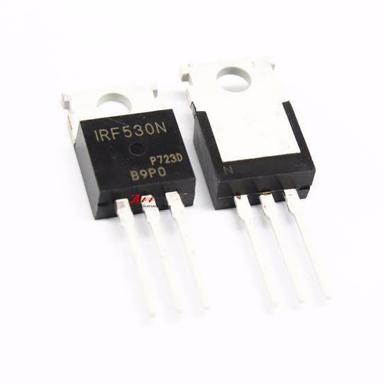 IRF530 Power MOSFET In Pakistan