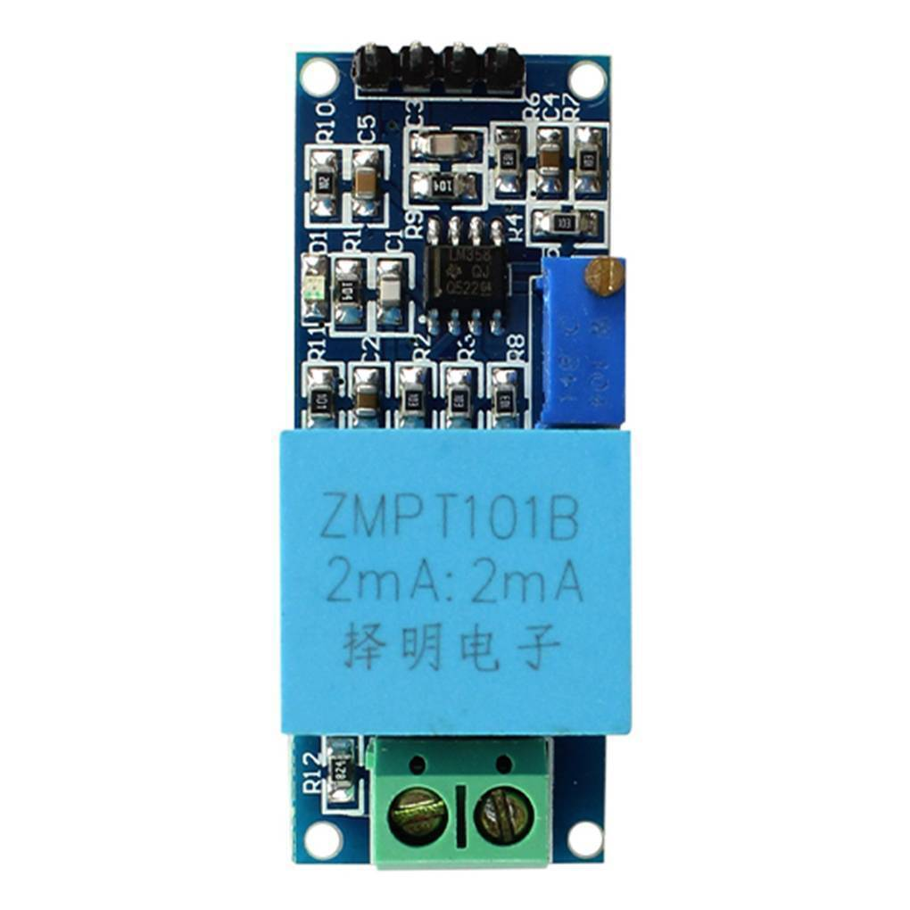 ZMPT Single Phase AC Voltage Sensor In Pakistan