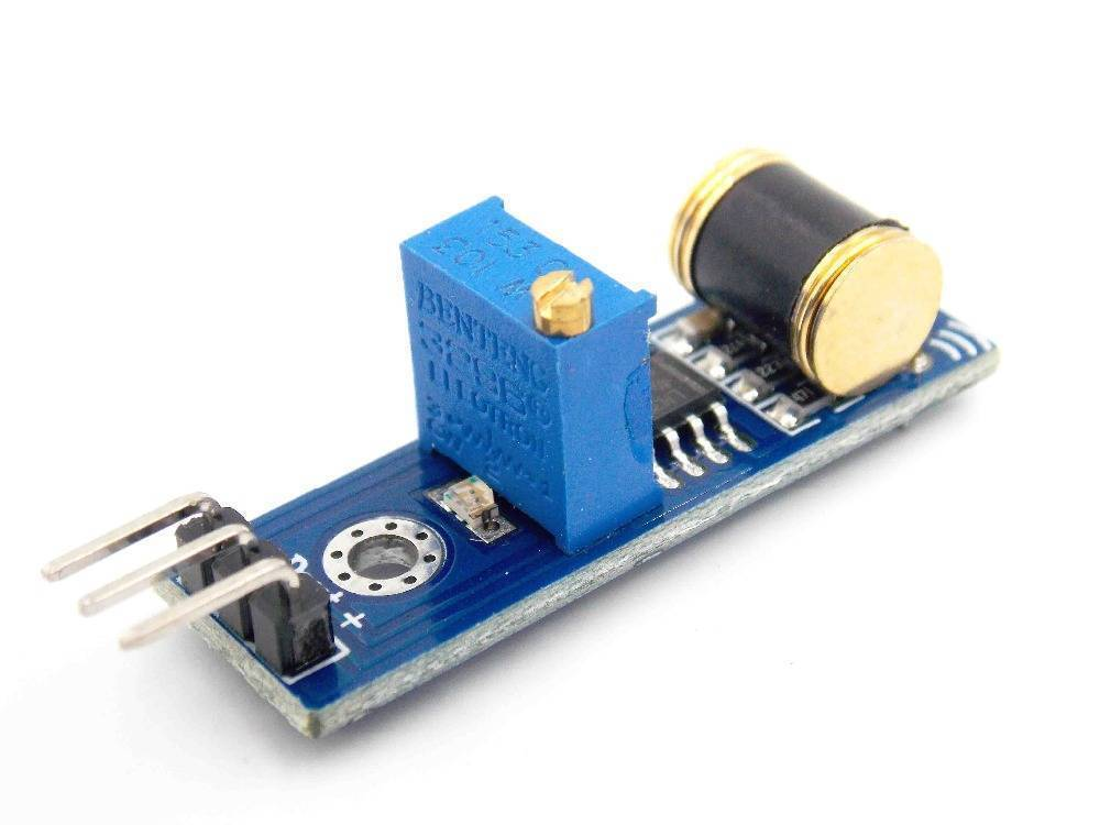 801S Vibration Sensor for Arduino In Pakistan