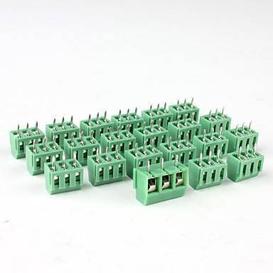 3 Pin Connector PCB Mount
