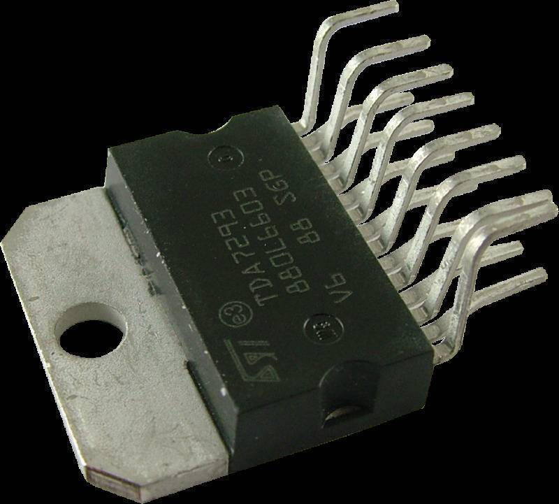 TDA7293 Audio Amplifier IC