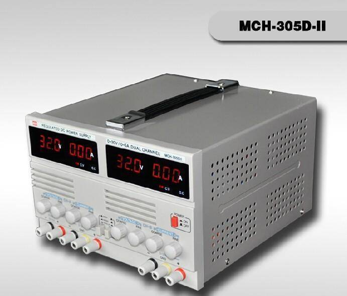 MCH-305D-II Adjustable DC power supply multifunction digital display adjustable dual power (30V / 5A)