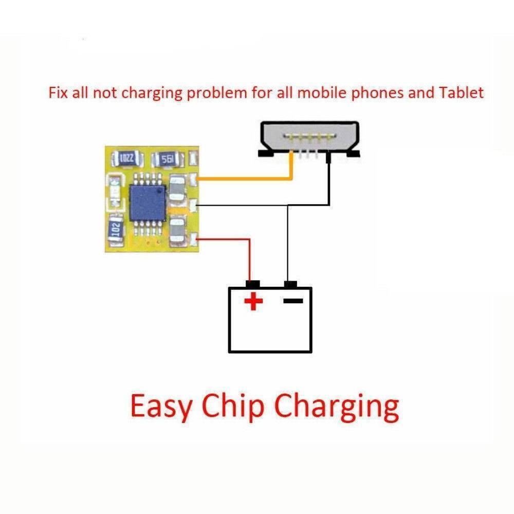 Universal Power Charging Control IC Replacement Part for iPhone Samsung Sony all mobiles in Pakistan