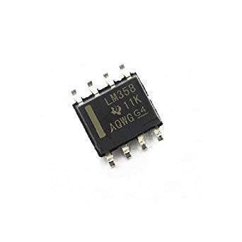Op Amp LM358 SMD in Pakistan