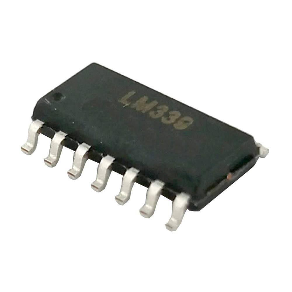 Lm339 Quad Comparator SMD in Pakistan