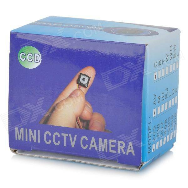 Mini CCTV Camera With Audio Line In Pakistan