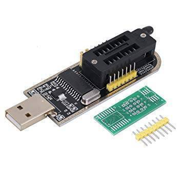 CH341A Programmer For Dish TV, Laptop Memory IC's