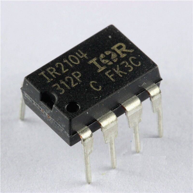 DIP-8 gate drivers ic chip IR2104 in Pakistan