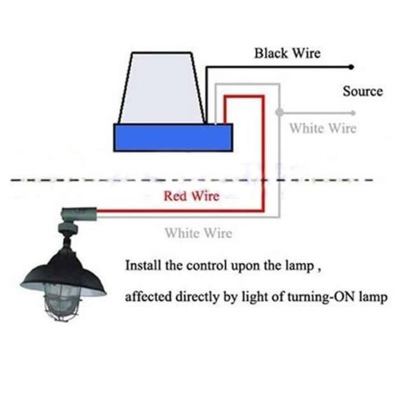 Photocell Street Light Switch Auto On Off As 10 220 In Pakistan