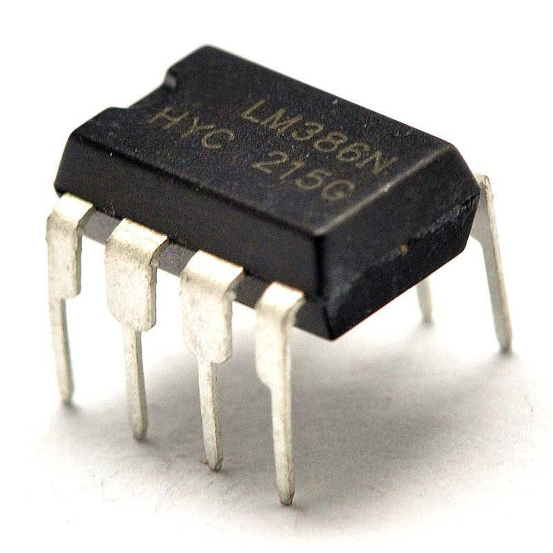 50 x LM386 Audio Power Amplifier IC FREE SHIPPING