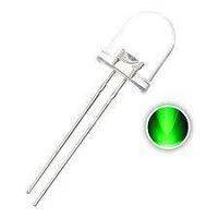 10mm Green LED Light Emitting Diode