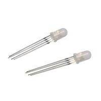Common Cathode 5mm RGB LED Light Emitting Diode