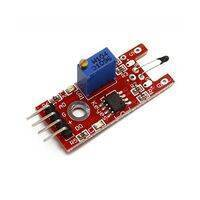 Thermistor Module KY-028 KY028 Temperature Sensor Module In Pakistan