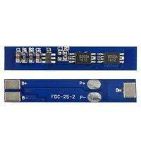 Li-ion BMS Lithium Ion 2S 7.4V 3A Over Charge-Discharge Protection PCB IN PAKISTAN