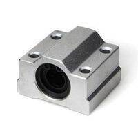 SCS8UU 8mm Linear Motion Ball Bearing Machinery Slide Bushing CNC