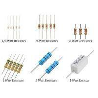 1/4 Watt, Quarter Watt ,0.25W 5% Resistor in Pakistan