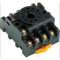 11pin Rail-Mount Relay Socket Relay Base