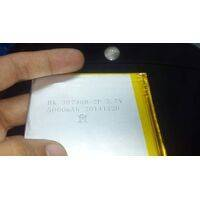 6000mAH 3.7v Lithium-ion battery Li-ion Battery