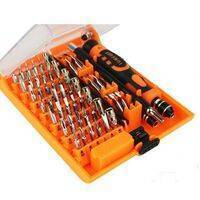JAKEMY JM-8150 52 in 1 Screwdriver Ratchet Hand-tools Suite Furniture Computer Electrical maintenance Tool