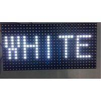 P 10 White LED Display Panel LED Module
