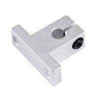 RepRap Rod Holder Shaft Guide Mill 3D Printer Linear Rail Support CNC SK8 8mm