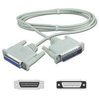 Male To Female DB25 25 Pin Parallel Port Cable MACH3 Cable