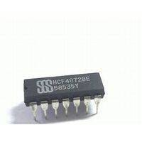 HCF4072B IC Dual 4 Input OR Gate In Pakistan